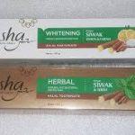 Pasta Gigi Sasha Halal: Gigi Lebih Putih Bersih Sehat