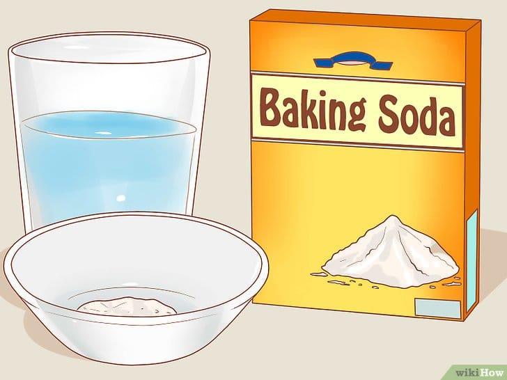 cara memutihkan gigi dengan baking soda