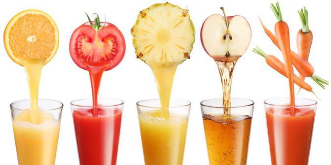 jus buah untuk radang tenggorokan