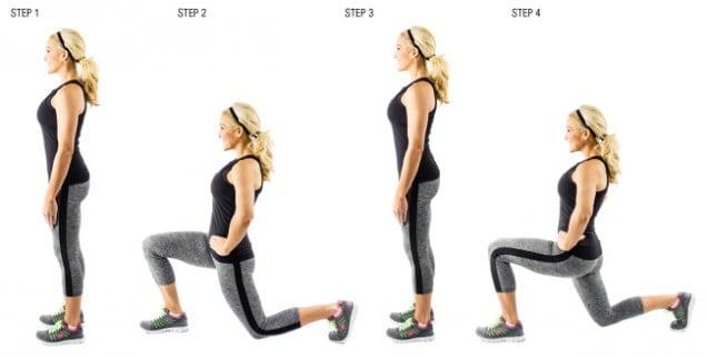 olahraga mengecilkan paha dan lengan