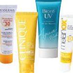 10 Sunblock Wajah Terbaik dan Harganya Terjangkau