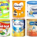 11 Susu Formula Bayi Yang Mendekati Kualitas ASI