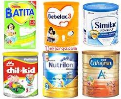 susu formula bayi