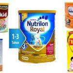 9 Merk Susu Formula Yang Bagus Untuk Kecerdasan Otak Anak