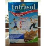 Susu Entrasol Active: Kandungan, Manfaat Dan Harganya