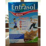 Susu Entrasol Active: Mencegah Orang Mudah Keropos Tulang