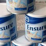 Susu Ensure Untuk Lansia