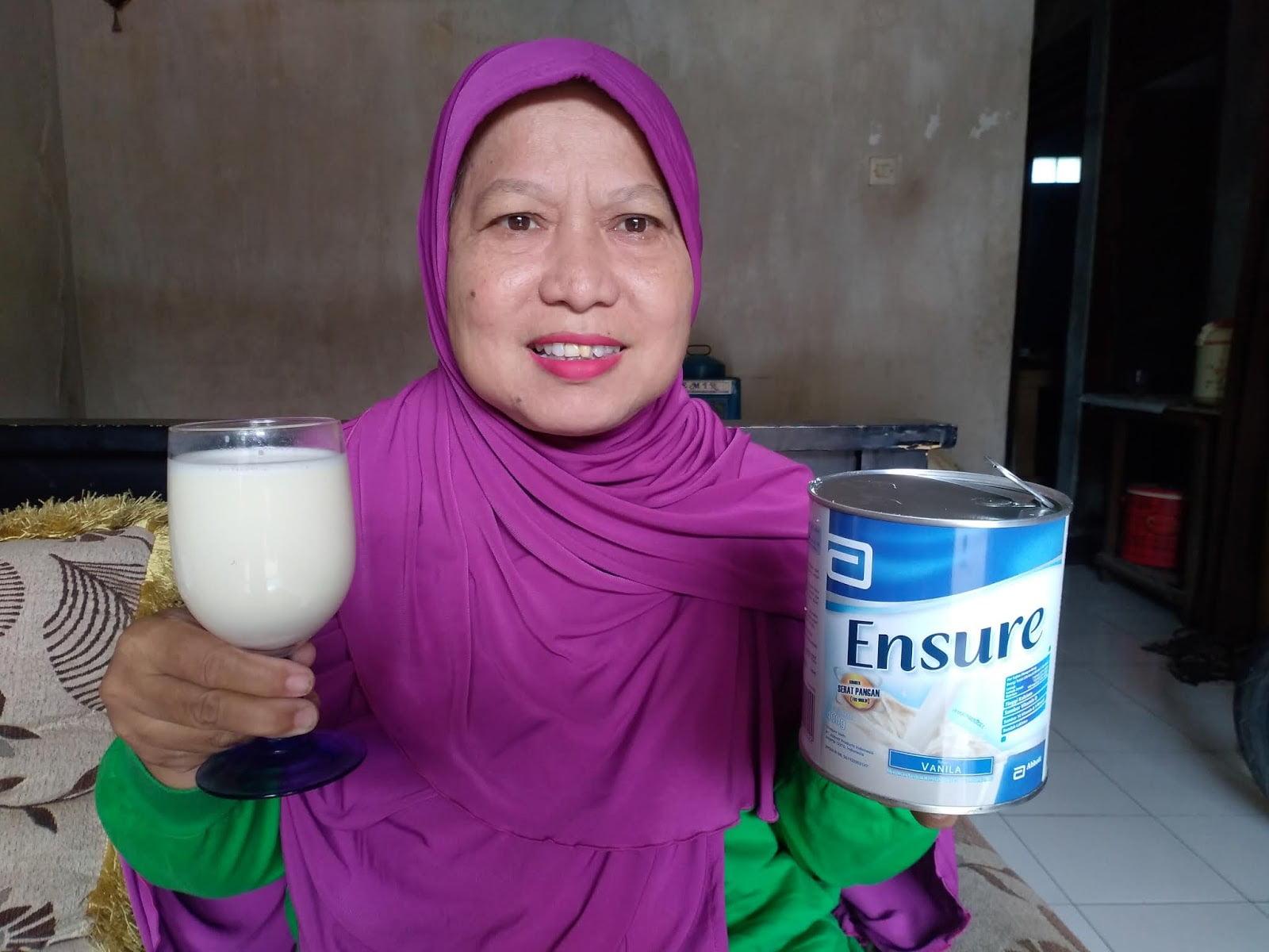 susu orang tua