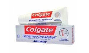 pasta gigi untuk gigi sensitif