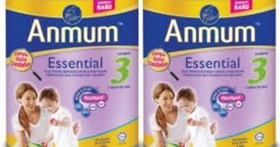 susu formula tanpa gula