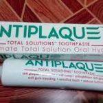 Pasta Gigi Antiplaque Mengatasi Gigi Sensitif & Ngilu