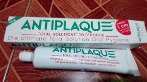 pasta gigi antiplaque