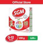 Terbaik, Susu SGM LLM Untuk Mengatasi Bayi Diare