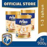 Susu Friso Gold 3 – Anak Saya Tidak Lagi Sakit-sakitan