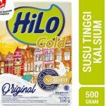 Susu Hilo Gold Untuk Lansia – Tinggi Kalsium, Rendah Lemak